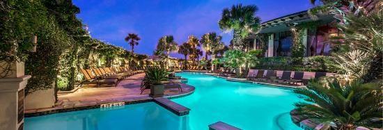 Hotel Galvez Spa A Wyndham Grand Hotel Galveston Picture