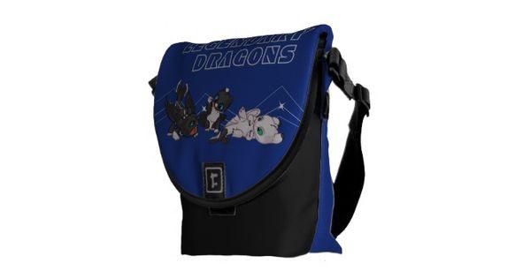 The Hidden World Baby Nightlight Dragons Messenger Bag Zazzle Com Bags Baby Night Light Messenger Bag