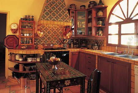 Kitchen Mexicana Cocinas Mexicanas Cocinas Cocina Mexicana