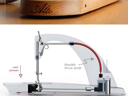 Beautiful sewing machine!
