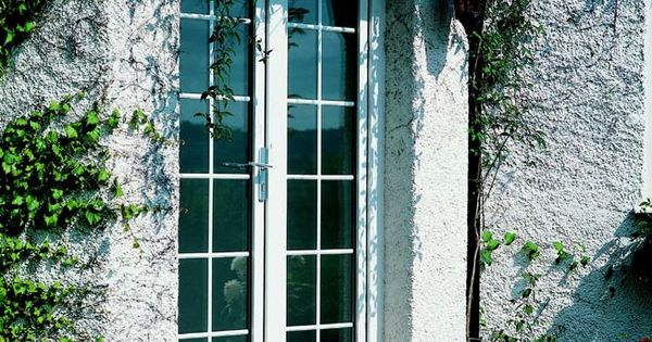 Narrow french doors patio doors pinterest decks for Narrow french patio doors
