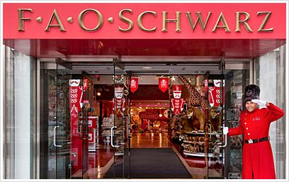 75 Gift Card To Fao Schwartz Ends 2 24 At 1159p Nyc Christmas