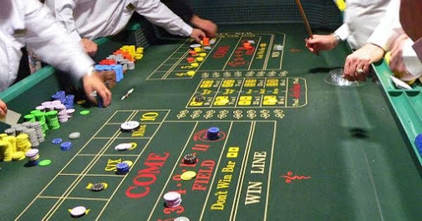 Best strategy to playing craps