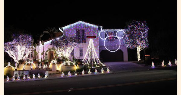100 Christmas Light Displays In Orange County Updated 2019 Popsicle Blog Christmas Light Displays Best Christmas Light Displays Light Display