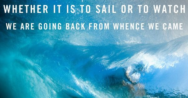 92 Best Sailing Quotes Images On Pinterest: Inspirational Sailing Quote