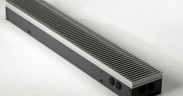 unterflurkonvektor 19 x 34 x ab 110 cm ab 530 watt heizk rper im fu boden mic rost aluminium. Black Bedroom Furniture Sets. Home Design Ideas