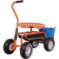 a1ec36505fd78f2a7f92e8ee40d7b149 - One Stop Gardens Rolling Work Seat With Tool Tray