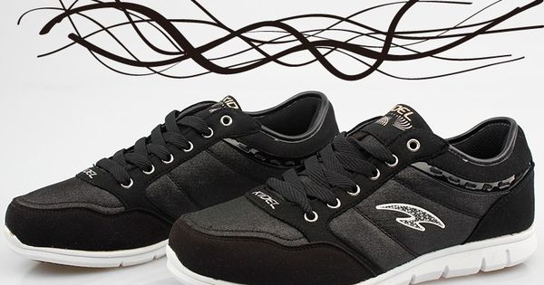 Mens #black casual leather lace up #sneakers sport shoes, leather upper and mesh lining.
