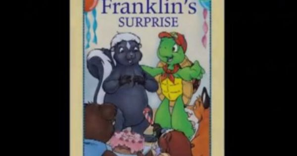 Franklin Franklin S Surprise Read Aloud Read Aloud Increase Vocabulary Picture Book