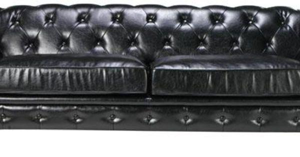 Gordon Tufted Sofa Sofas Living Room Furniture Hello I Live Here