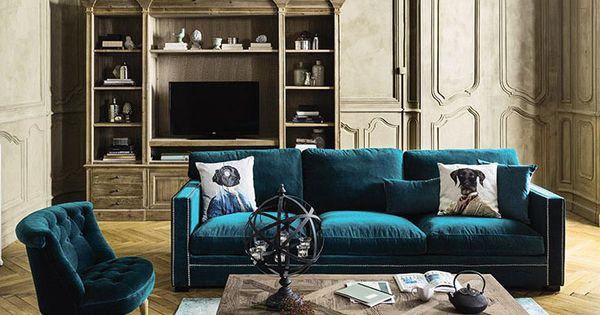 Muebles y decoraci n de interiores cl sico elegante - Maison du monde fauteuil enfant ...