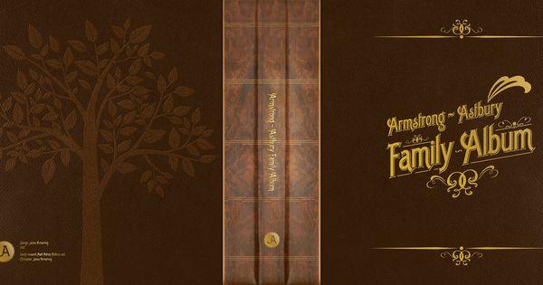 Genealogy Book Cover Design : Family album photo book cover design my stuff