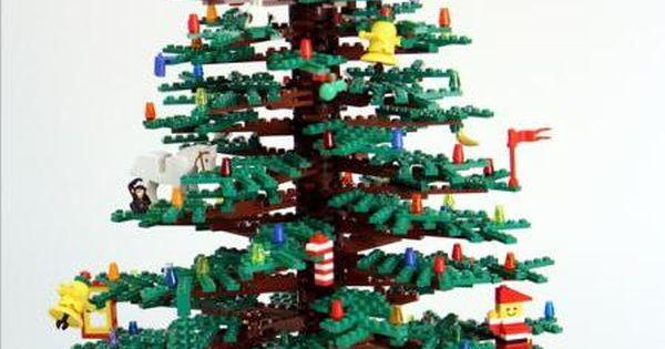 Lego Christmas Tree Kidsdinge Com Winter Christmas