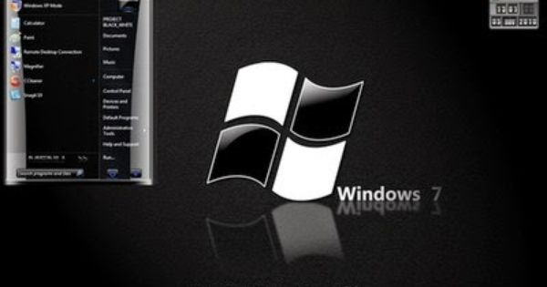 Windows 7 Ultimate Black Edition Free Download For 32 Bit Fancy Cracks Black Edition Black Edition