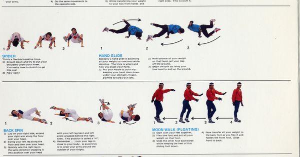 mastering the break dancing moves Popular dances of the 70s & 80s  1980s break dancing with the release of the movie breakin' in 1984, break dancing became a mainstream part of pop culture.