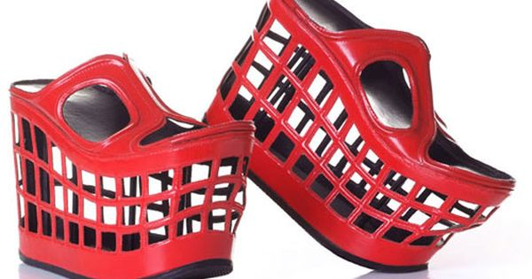 basket shoes >> Finally something that looks good while still being practical...