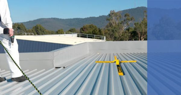 We Have Been Looking Into Getting Some New Stuff Installed On Our Roof And We Are Going To Be Doing The Installation Roof Access Hatch Fall Arrest System Roof