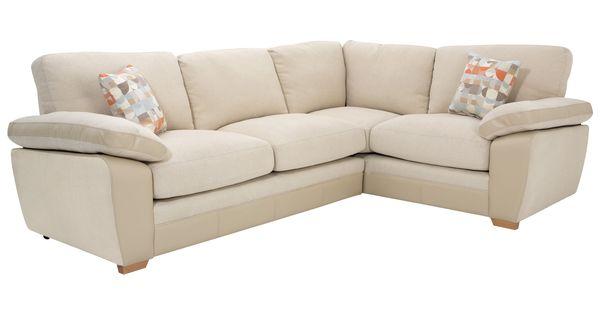 Lounge furniture - Koppa Left Hand Facing Standard Back Corner Group Living