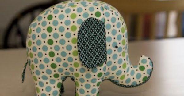 Pin Cushion Elephant Elephants Pinterest Pin