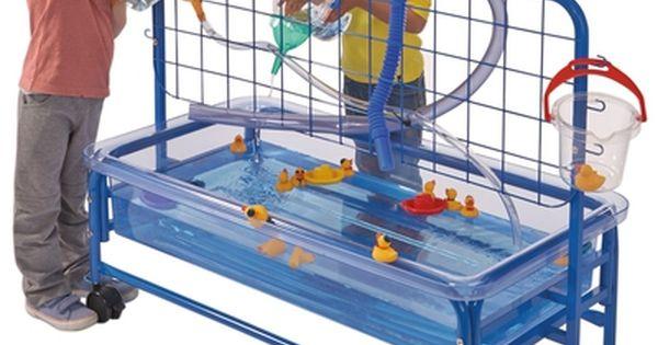 Aktionsaufsatz zum wasser sand spieltisch sand for Raumgestaltung emmi pikler