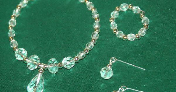 Barbie Schmuck Armband Perlen weiß für Vintage// Silkstone Puppen