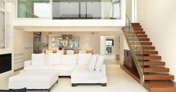 Mezzanine Floor With Staircase Home Decor Pinterest