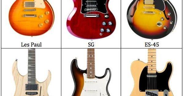 various types of electric guitar les paul sg es 45 rg stratocaster telecaster product. Black Bedroom Furniture Sets. Home Design Ideas
