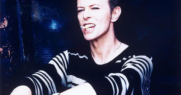 David Bowie (Photography by Ellen von Unwerth)