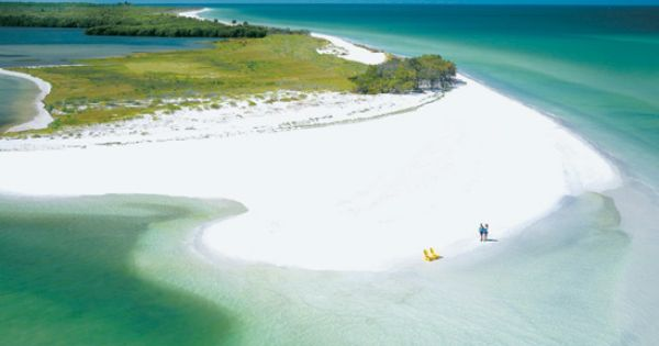 The pristine beauty of Caladesi Island State Park, Fla. (Courtesy Visit Florida)