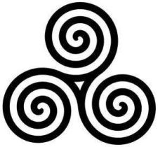 Triskelion A Symbol Of Personal Growth With Images Celtic