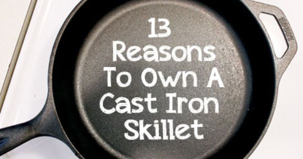 Amazing Blueberry Pancakes And 13 Other Reasons To Own A Cast Iron
