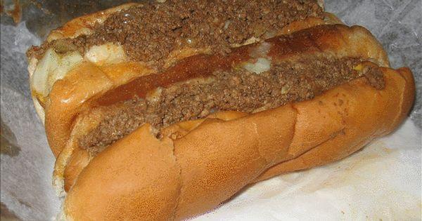 ... Coney Island Hot Dog by Larry Andersen | Recipes | Pinterest | Coney