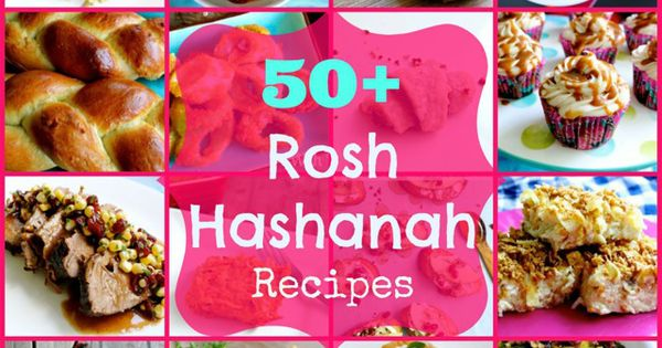 quick rosh hashanah recipes