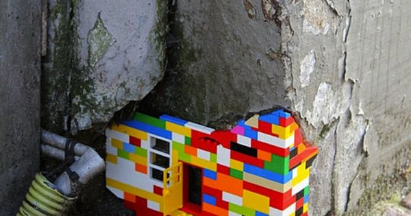 Lego + imagination = awesome stuff
