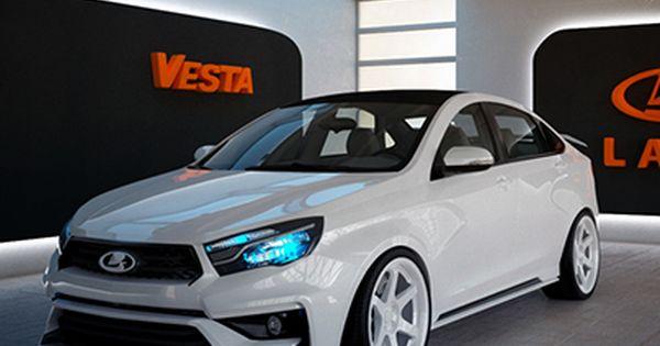 Check Out New Work On My Behance Portfolio Lada Vesta S Line Http Be Net Gallery 33887214 Lada Vesta S Line Lada Vesta Lexus Lx570 Lexus