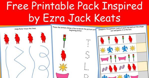 ezra jack keats coloring pages - photo#24
