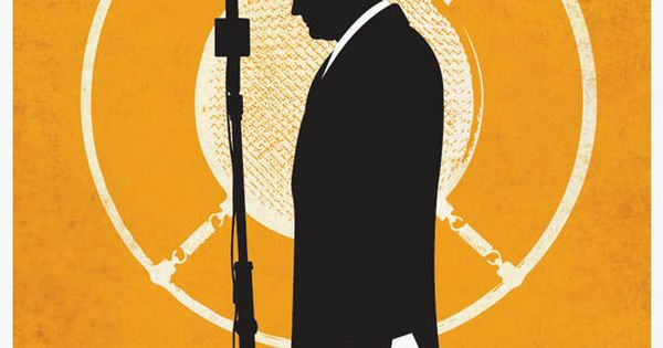 Minimal Movie Poster: The King's Speech