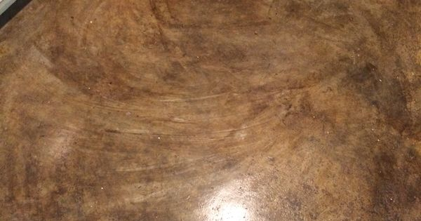 Concrete Stain With Details Sherwin Williams H Amp C Water