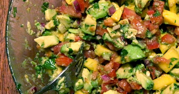 Mango Salsa Mom S Organic Market Mango Salsa Diabetes Friendly Recipes Recipes