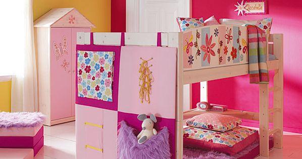Literas chicas para ninas camas cuchetas bunk beds for Cuartos para ninas literas