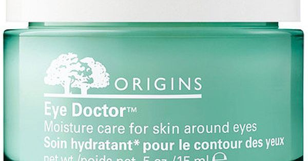 Origins Eye Doctor Sounds Impressive But This An Average 2 5 Stars Product Do You Want To Know Why Click Here For Skin Care Tips Skin Care Organic Skin Care