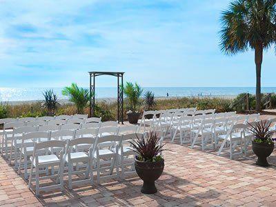 The Breakers Resort Myrtle Beach Weddings Grand Stand Wedding Venues Myrtle Beach Wedding South Carolina Beach Wedding Wedding Venues Beach