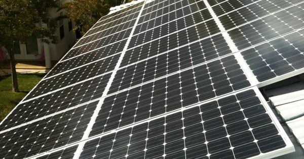 32 Panel System On The West Side Of Las Vegas Nv Http Www Vastgreenconcepts Com Roof Solar Panel Panel Systems Buy Domain