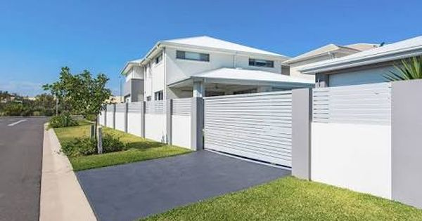 Image Result For Corner Block Fence Designs Boundary Walls Modular Walls Wall Systems