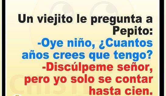 Pin On Chistes De Pepito