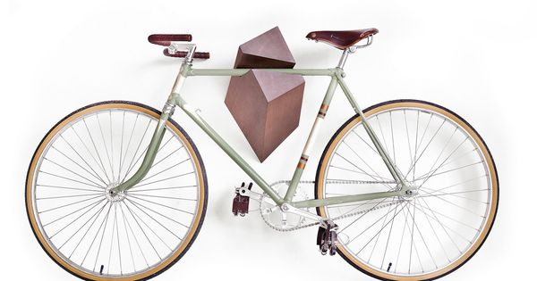 These Apartment Bike Racks Are So Genius, We Can't Even Curated Looks