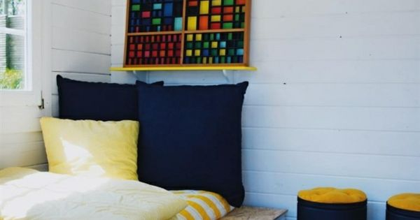 europaletten bett selber bauen 30 ideen f r. Black Bedroom Furniture Sets. Home Design Ideas