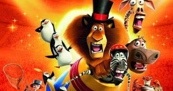 Madagascar 3 Pelicula Completa En Español Latino Animated Cartoon Movies Kid Movies Animated Movies