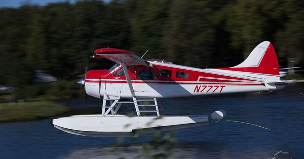 how to get pilots license flost floatplane on