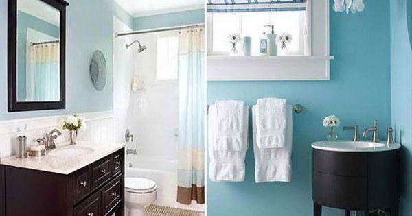 Superb Bathroom Color Ideas Pictures #1: A277f7d1705bd8f027859afe31748977.jpg
